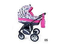Детская коляска Smile Line Cristina 2в1
