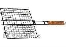 Антипригарная решетка для гриля 24х27 см 69550 Palisad Camping (002)