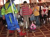 Обезьяна в Алматы