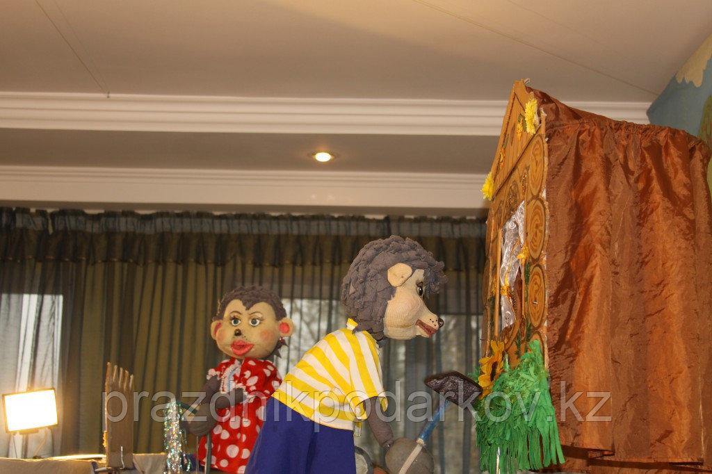 Кукольные спектакли в Алматы