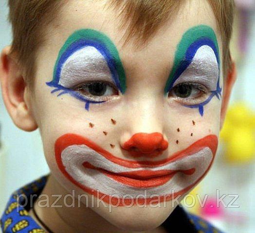 Аквагрим для детей в Алматы