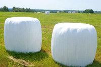 Пленка-стретч для упаковки и хранения сенажа