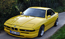 BMW 8-SERIES E31 (1991-1999)
