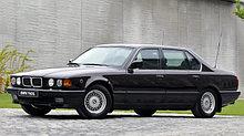 BMW 7-SERIES E32 (1987-1994)