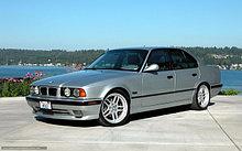 BMW 5-SERIES E34 (1988-1995)