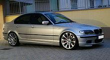 BMW 3-SERIES E46 (1998-2005)