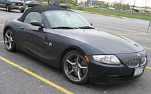 BMW Z4 E85 (2002-2009)