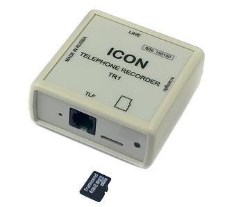 ICON TR1 Устройство записи телефонных разговоров