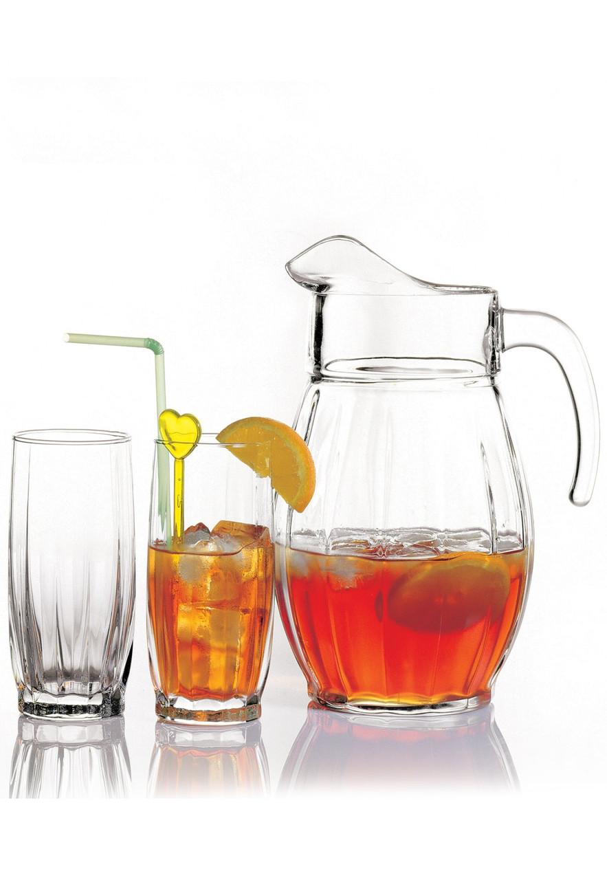 Набор для напитков Pasabahce Dance (7 пр.)