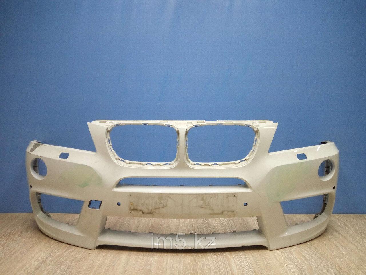 Бампер передний BMW X3 10-