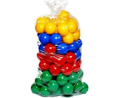 Шарики для манежа-бассейна диам. 7,5см, фото 2
