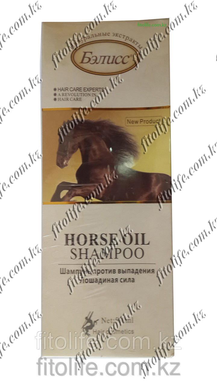 Шампунь Бэлисс против выпадения волос, лошадиное масло