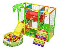 Детский игровой лабиринт Старт (3000х1200х2600 мм), фото 1