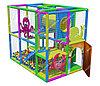 Детский игровой лабиринт Дружок (3000х2000х2700 мм)