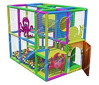 Детский игровой лабиринт Дружок (3000х2000х2700 мм), фото 1