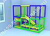 Детский игровой лабиринт Кубик (2800х1300х2300 мм)