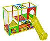 Детский игровой лабиринт Малыш (3000х1250х2500 мм)