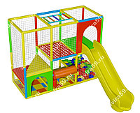 Детский игровой лабиринт Малыш (3000х1250х2500 мм), фото 1