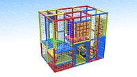 Детский игровой лабиринт Мальчиш - кибальчиш (3000х1850х2600 мм), фото 1