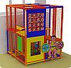 Детский игровой лабиринт Олимпиец ( 2000 х 2000х2500 мм)