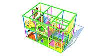 Детский игровой лабиринт Смайл (3600х2400х2600 мм), фото 1