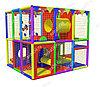 Детский игровой лабиринт Счастливчик (3000х2700х2400 мм)
