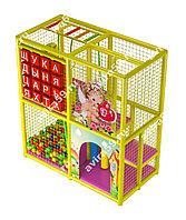 Детский игровой лабиринт Ангелочек ( 2000 х 1 300х2200 мм), фото 1