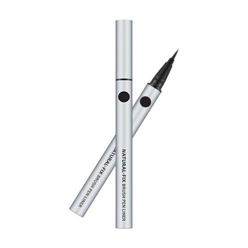 Подводка-кисть для глаз MISSHA Natural Fix Brush Pen Liner (Black)