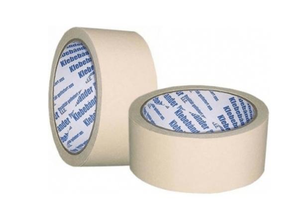 Бумажный скотч 20 мм х 15м