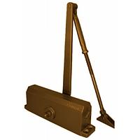 Доводчик двери до 50 кг E-602 (Bronze)
