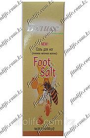 Соль для ног Бэлисс, пчелиное маточное молочко