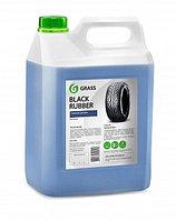 """Полироль для шин """"Black rubber"""" (канистра 5 кг)"""