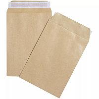 Конверт С4 (229*324)  силикон, 90гр/м2, пакет коричневый, пакет коричневый