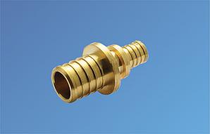 Муфта для труб PE-RT переходная 20(2,8)-16(2,2)