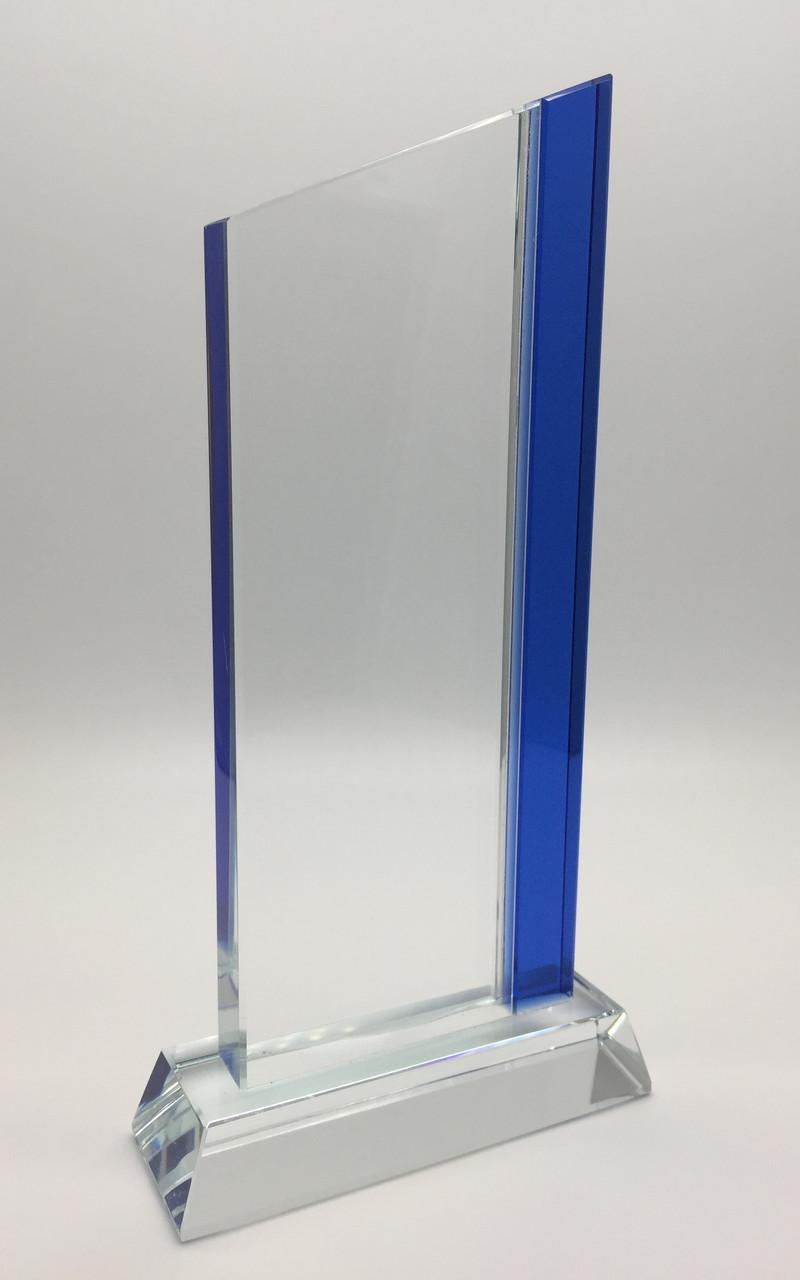 Стелла наградная, стеклянная (G21)