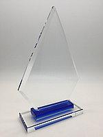 Стелла наградная, стеклянная (G19)