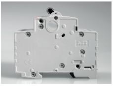 Материал корпуса автоматического выключателя ABB