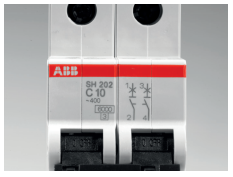 Лазерная маркировка Автоматического выключателя ABB