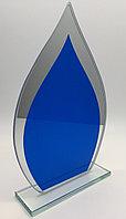 Стелла наградная, стеклянная (G04)
