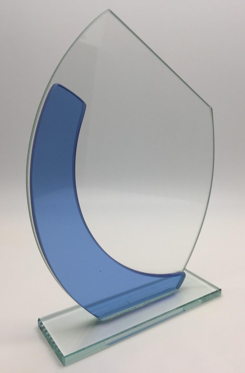 Стелла наградная, стеклянная (G05)