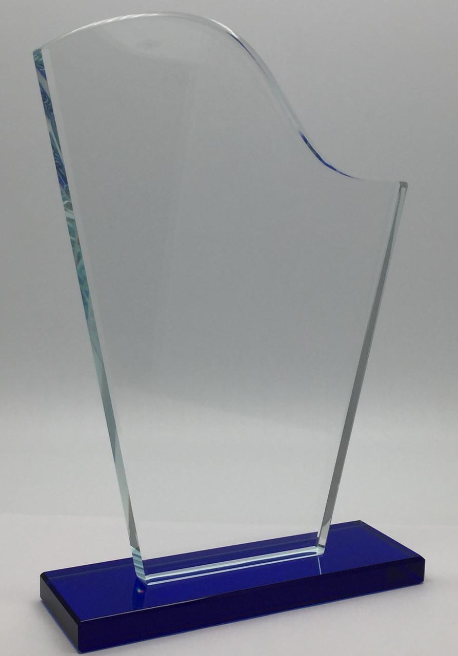 Стелла наградная, стеклянная (G07)