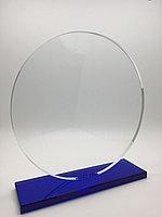 Стелла наградная, стеклянная (G11)