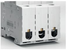 Клеммы Автоматические выключатели Compact Home