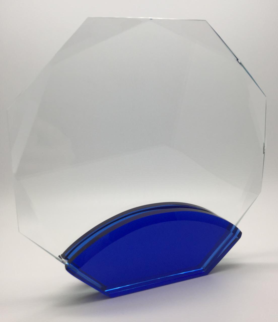 Стелла наградная, стеклянная (G13)