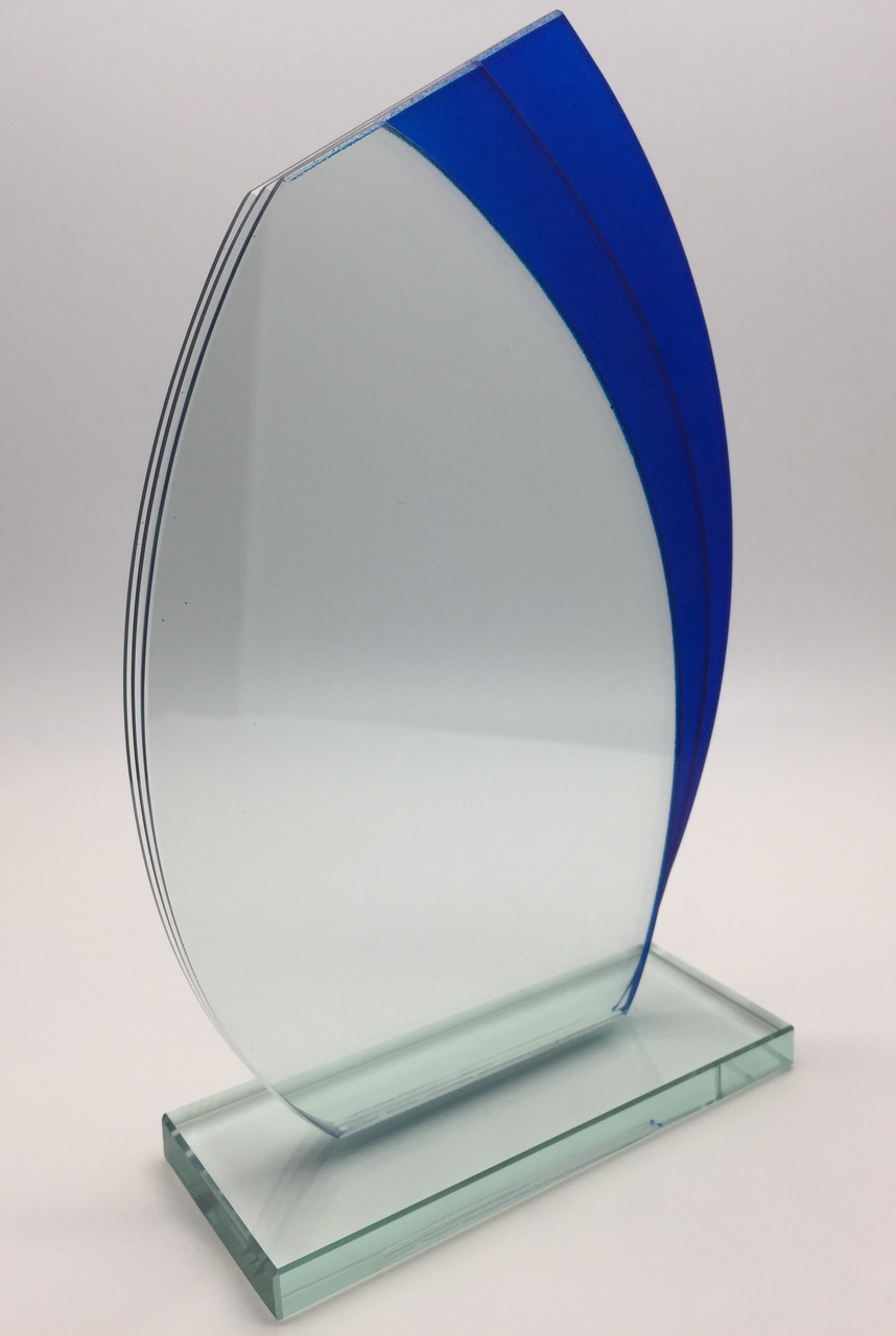 Стелла наградная, стеклянная (G17)