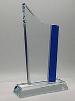 Стелла наградная, стеклянная (G15)