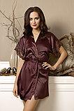 Женская атласная сорочка + халатик. Anabel Arto , фото 2