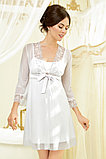 Женская сорочка+кружевной халатик. Anabel Arto , фото 2