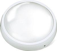 Светильник светодиодный (НПП)PBH-PC2-RA 12Вт 4000К круглый бел. JazzWay