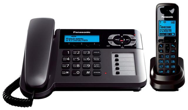 Аналоговые проводные и беспроводные (dect) телефоны для дома и офиса